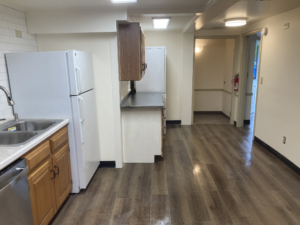 View of 98.3 Kitchen (Facing South)